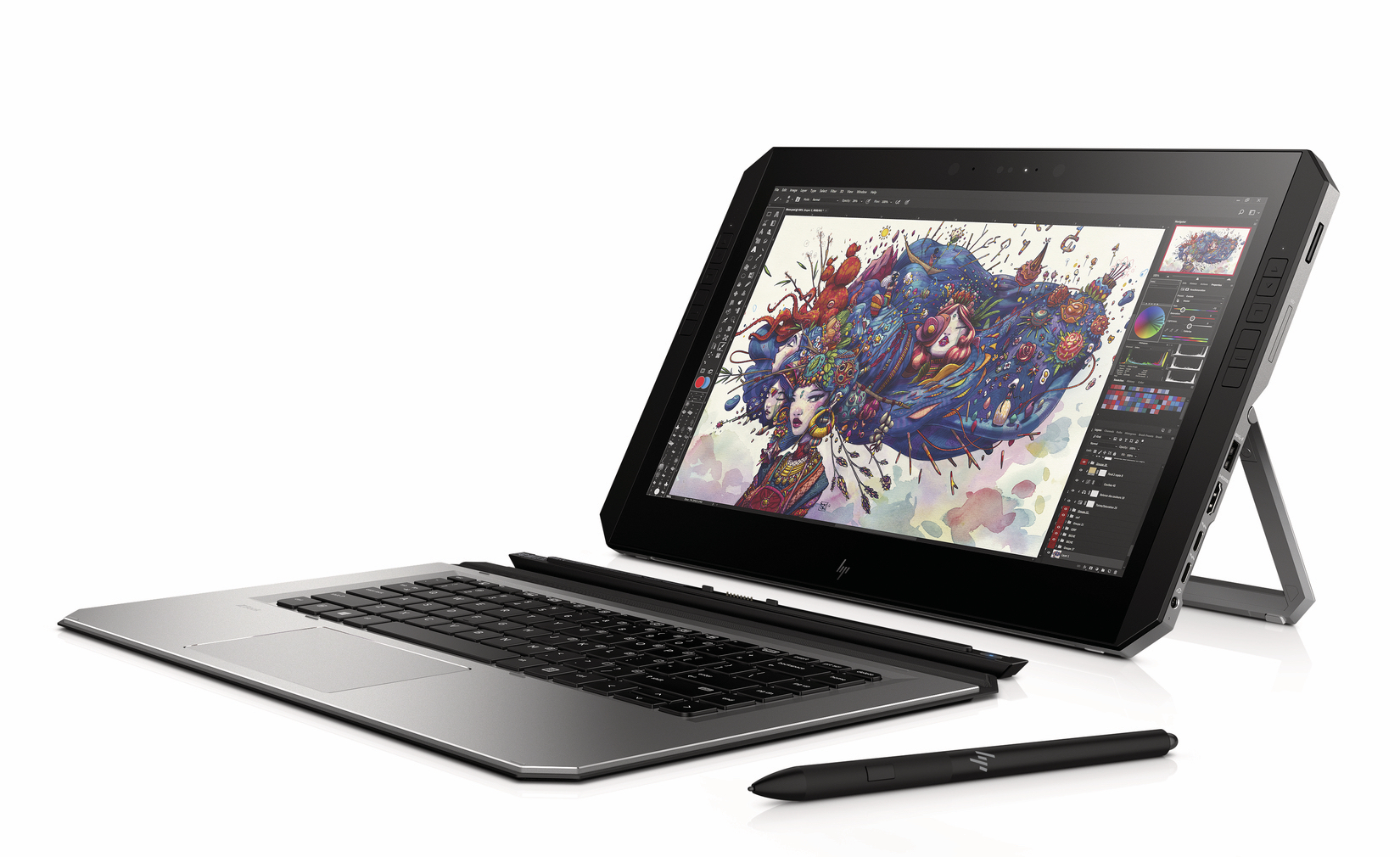 Does  the HP ZBook x2 achieve the impossible Dream(Color)? 10