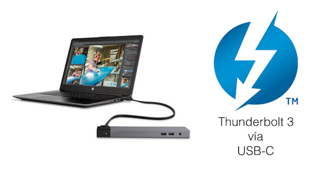 HP Thunderbolt3 dock 605