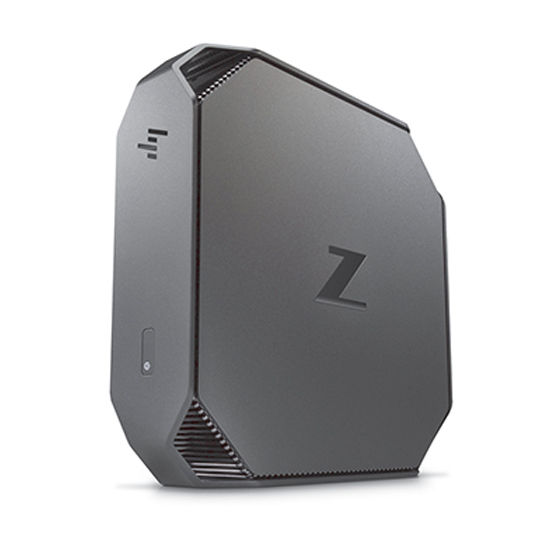 HP Z2 Mini vertical