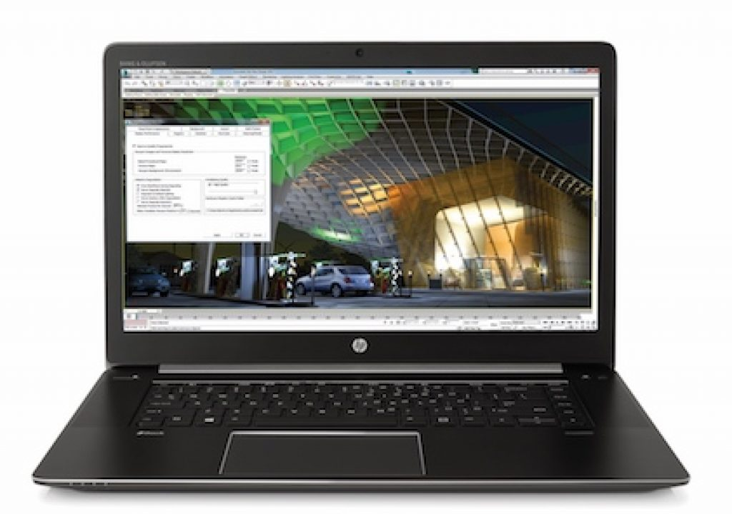 Review: HP ZBook Studio G3 is the portable workstation to consider for video pros 4