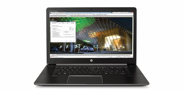 HP ZBook Studio G3 Mobile Workstation 605