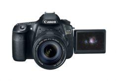 New Canon EOS 60Da DSLR Camera For Astronomy Enthusiasts
