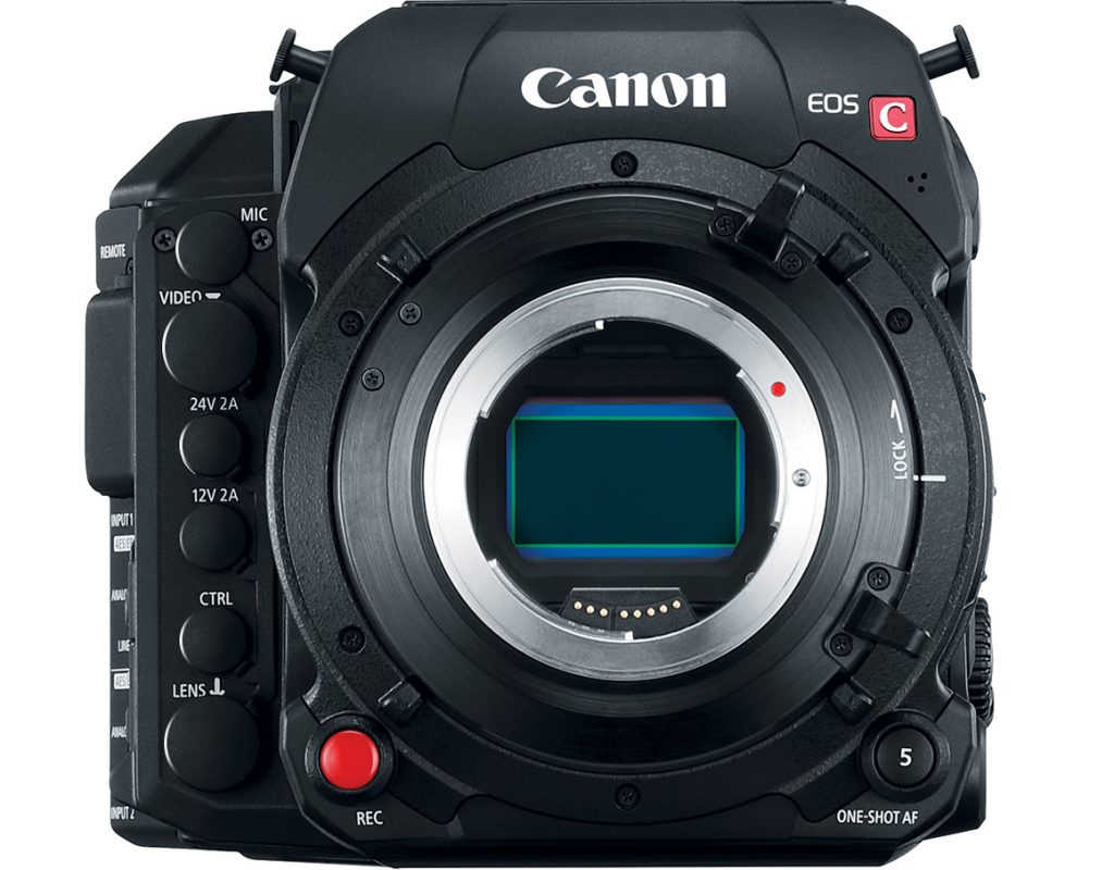 Canon Announces The C700 Full-Frame Digital Camera 1