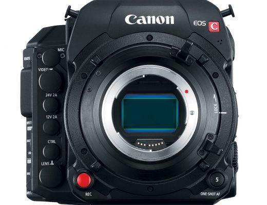 Canon Announces The C700 Full-Frame Digital Camera 1