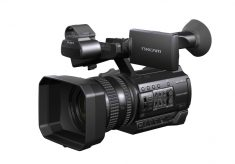 "Sony Delivers New Entry-level Professional Camcorder with 1.0"" Type Sensor"