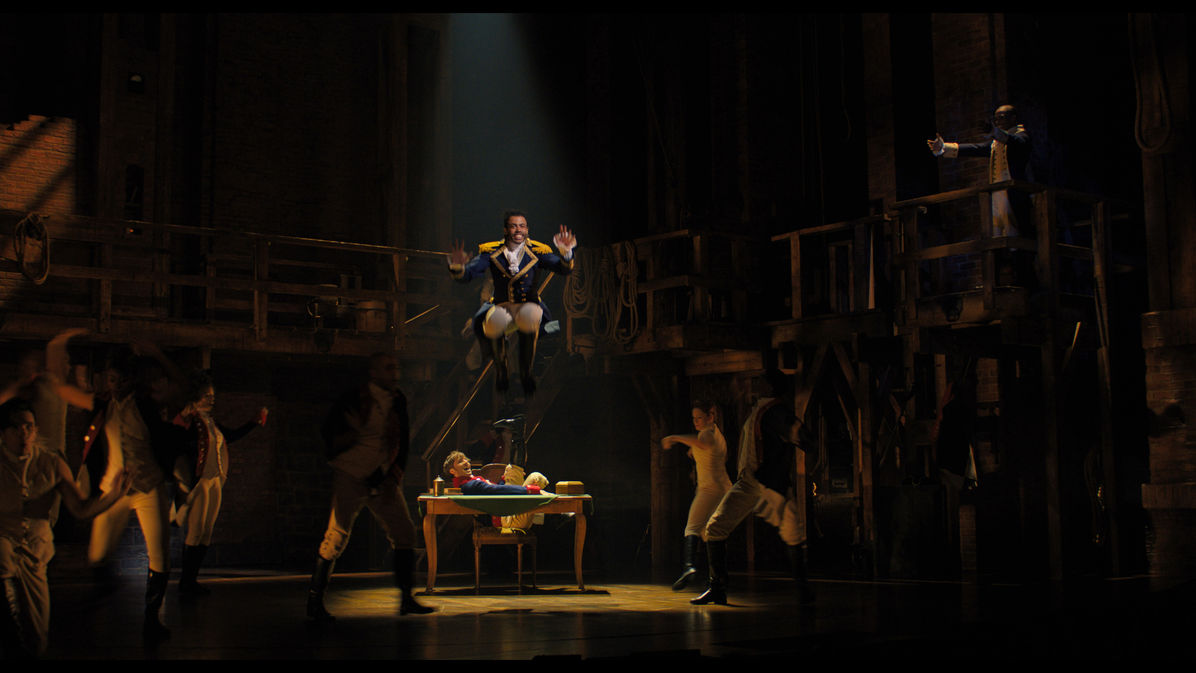 ART OF THE CUT with the editor of Hamilton 17