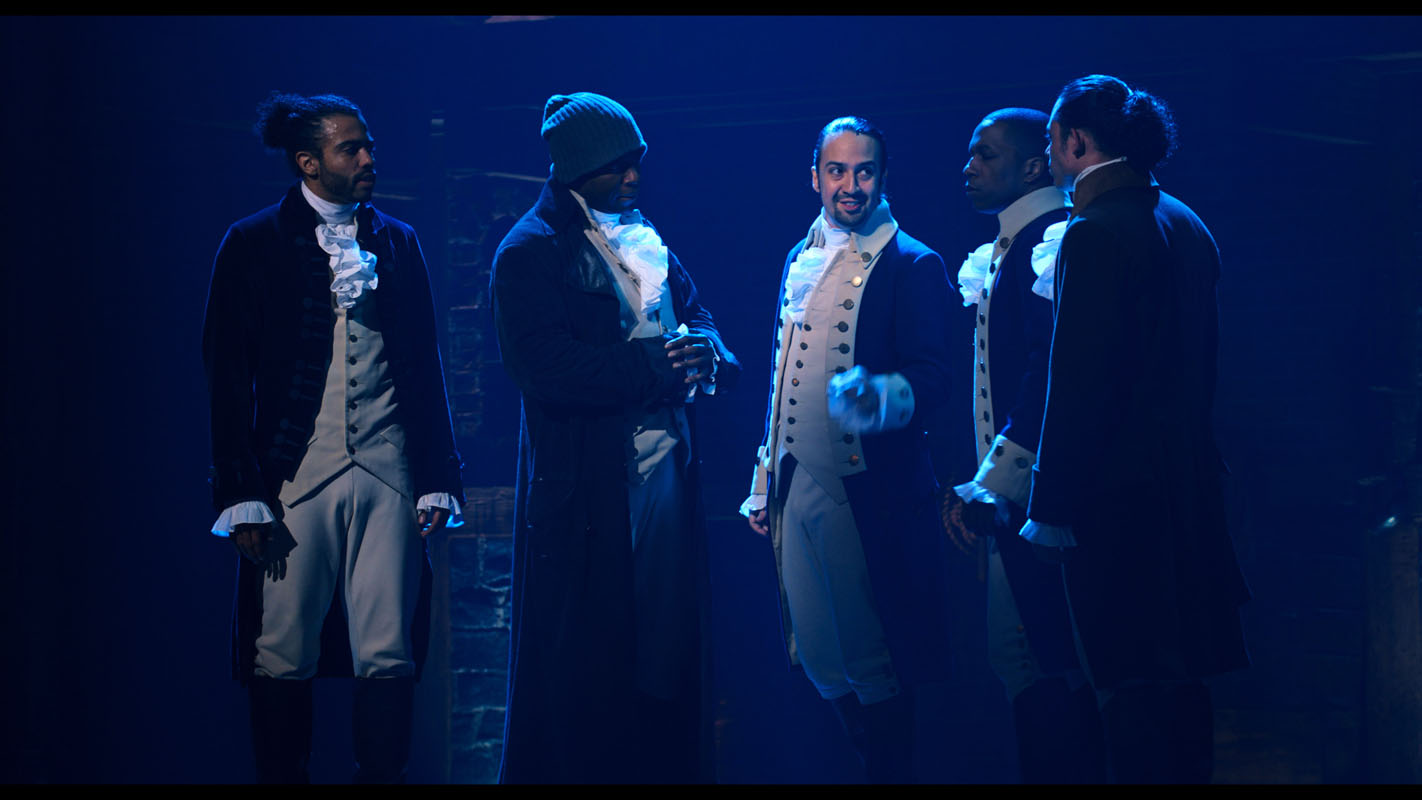 ART OF THE CUT with the editor of Hamilton 23