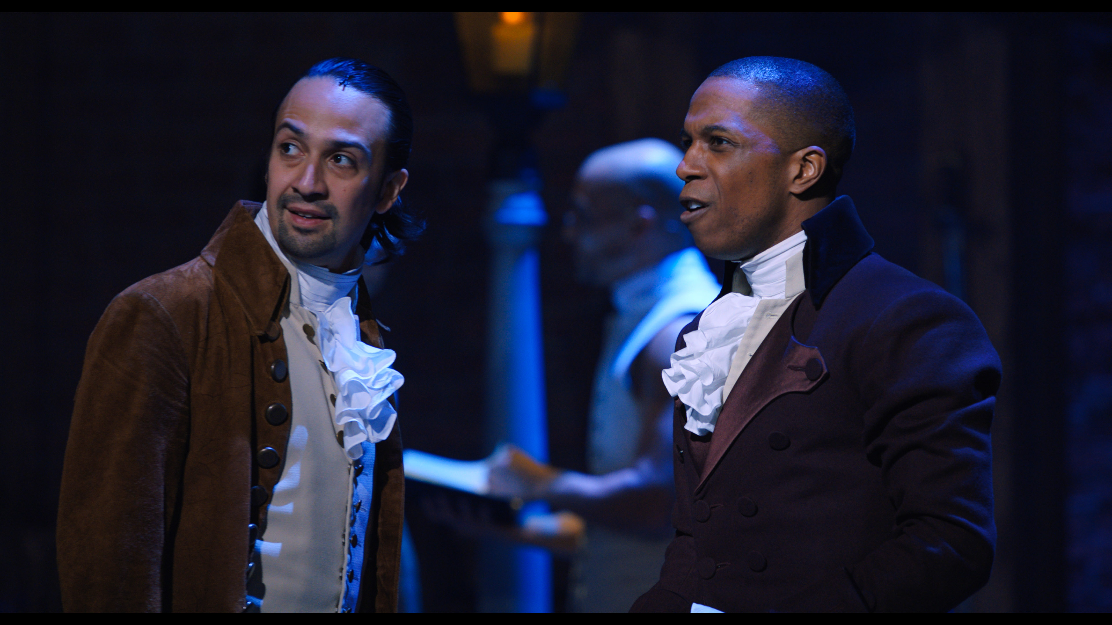 ART OF THE CUT with the editor of Hamilton 19