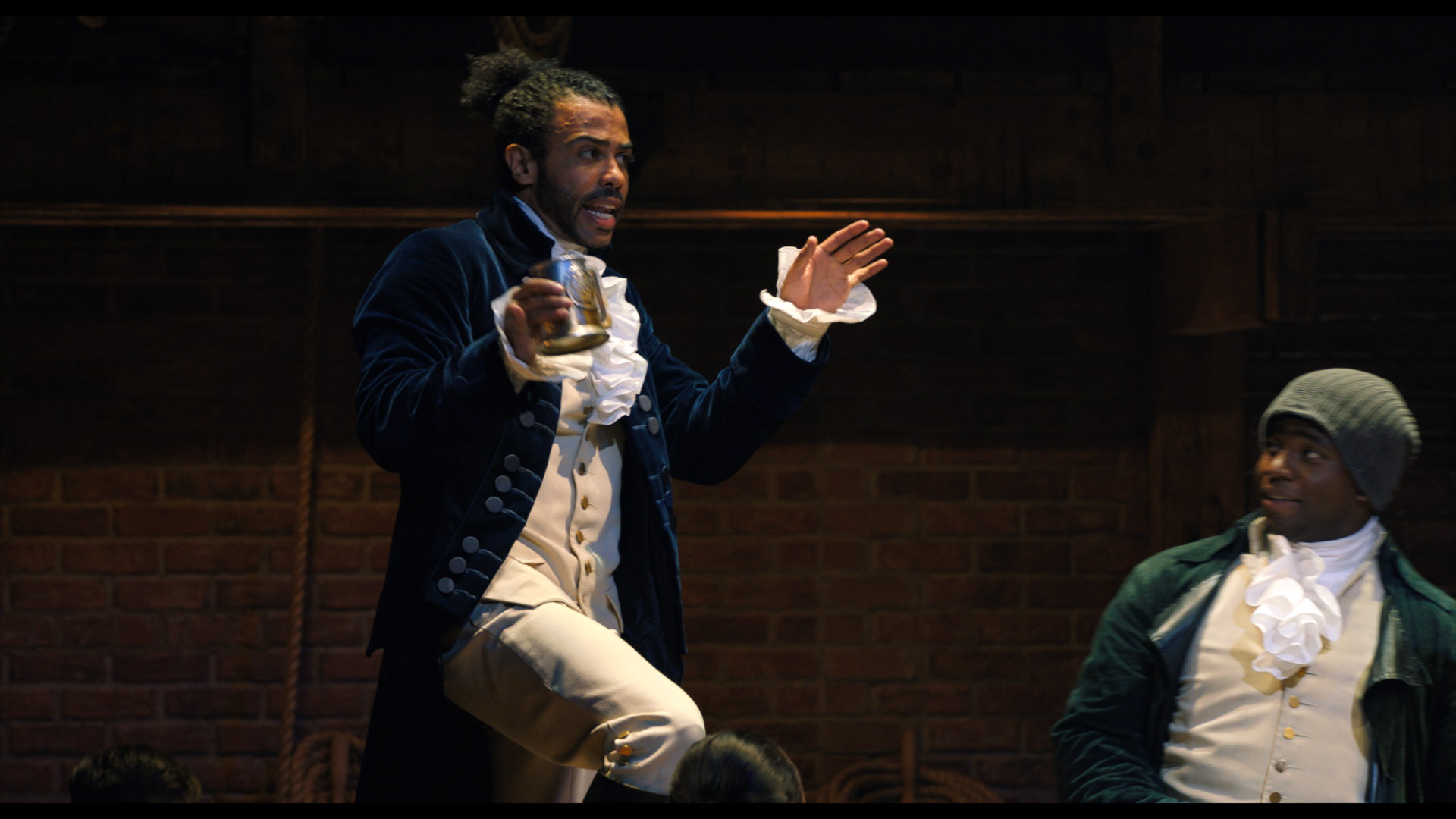 ART OF THE CUT with the editor of Hamilton 16