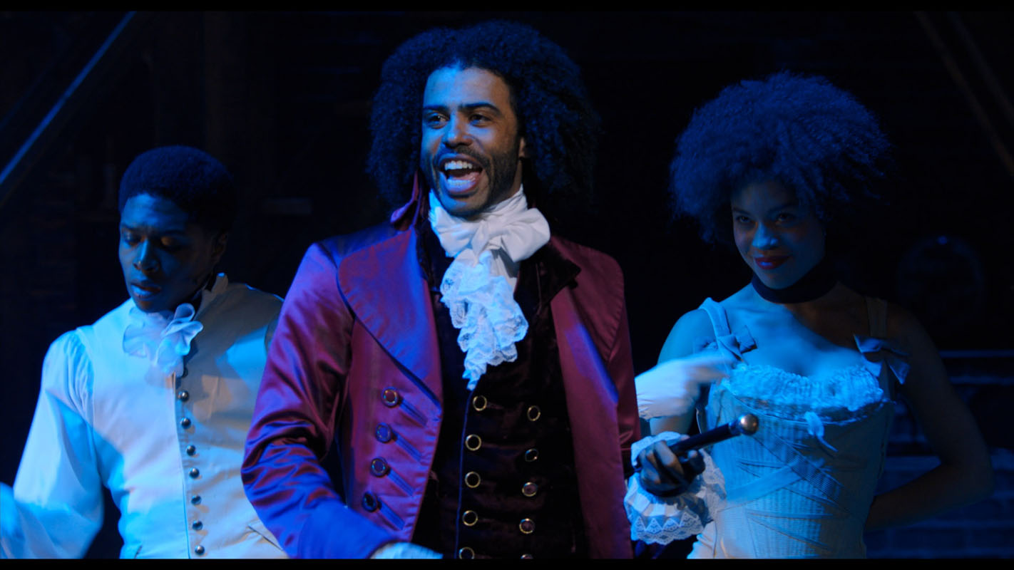 ART OF THE CUT with the editor of Hamilton 24