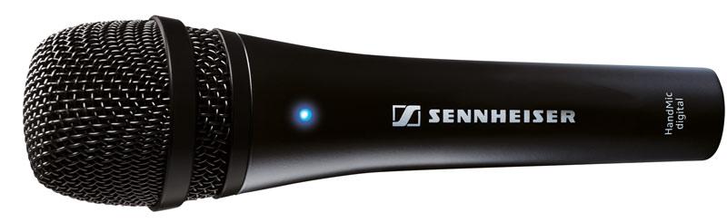 "Review: Sennheiser HandMic Digital with ""secret"" hardware limiter 15"