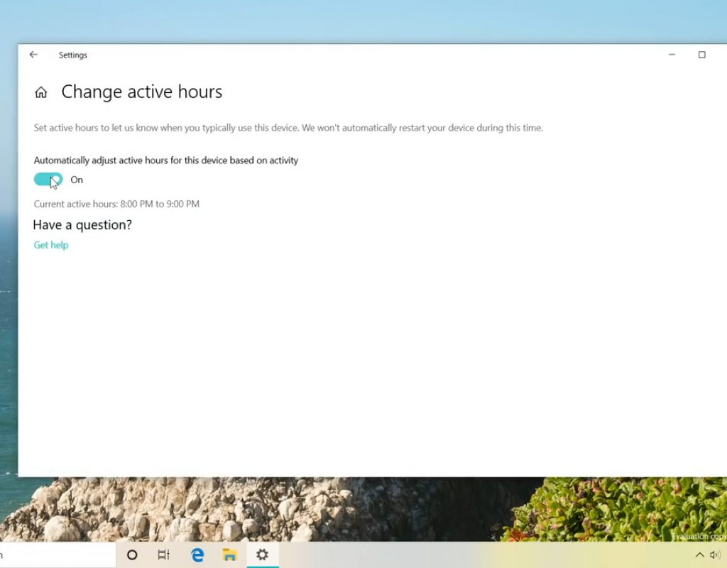 Windows 10 just became usable for mission-critical tasks? 1