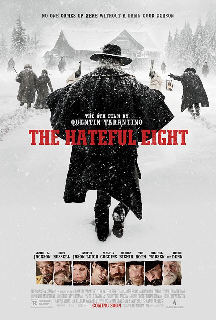 Hateful Eight Poster SMALL