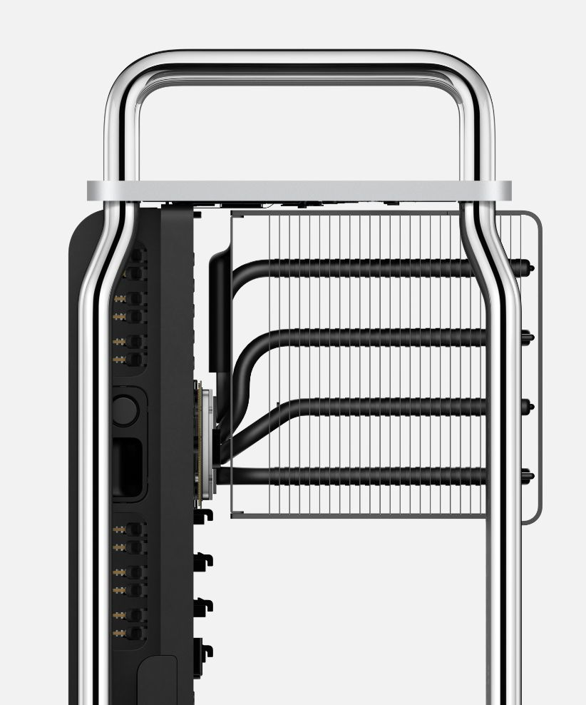 Unboxing the tech of the new Mac Pro 4