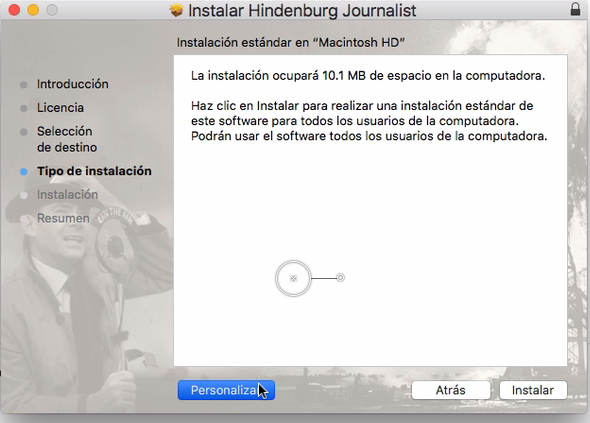 How to install/update Hindenburg Journalist (Pro) without Soundflower 9
