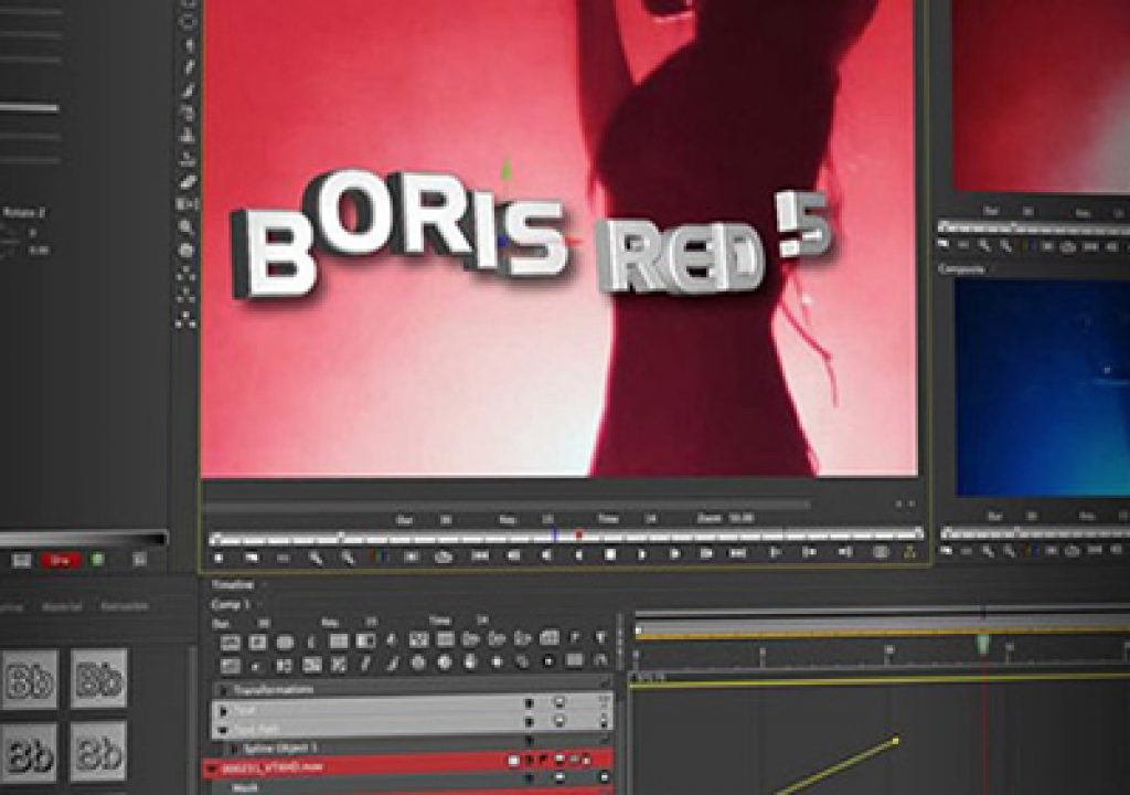 Expanding your Editorial Toolkit - Boris Red 5.5 1
