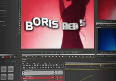 Expanding your Editorial Toolkit – Boris Red 5.5