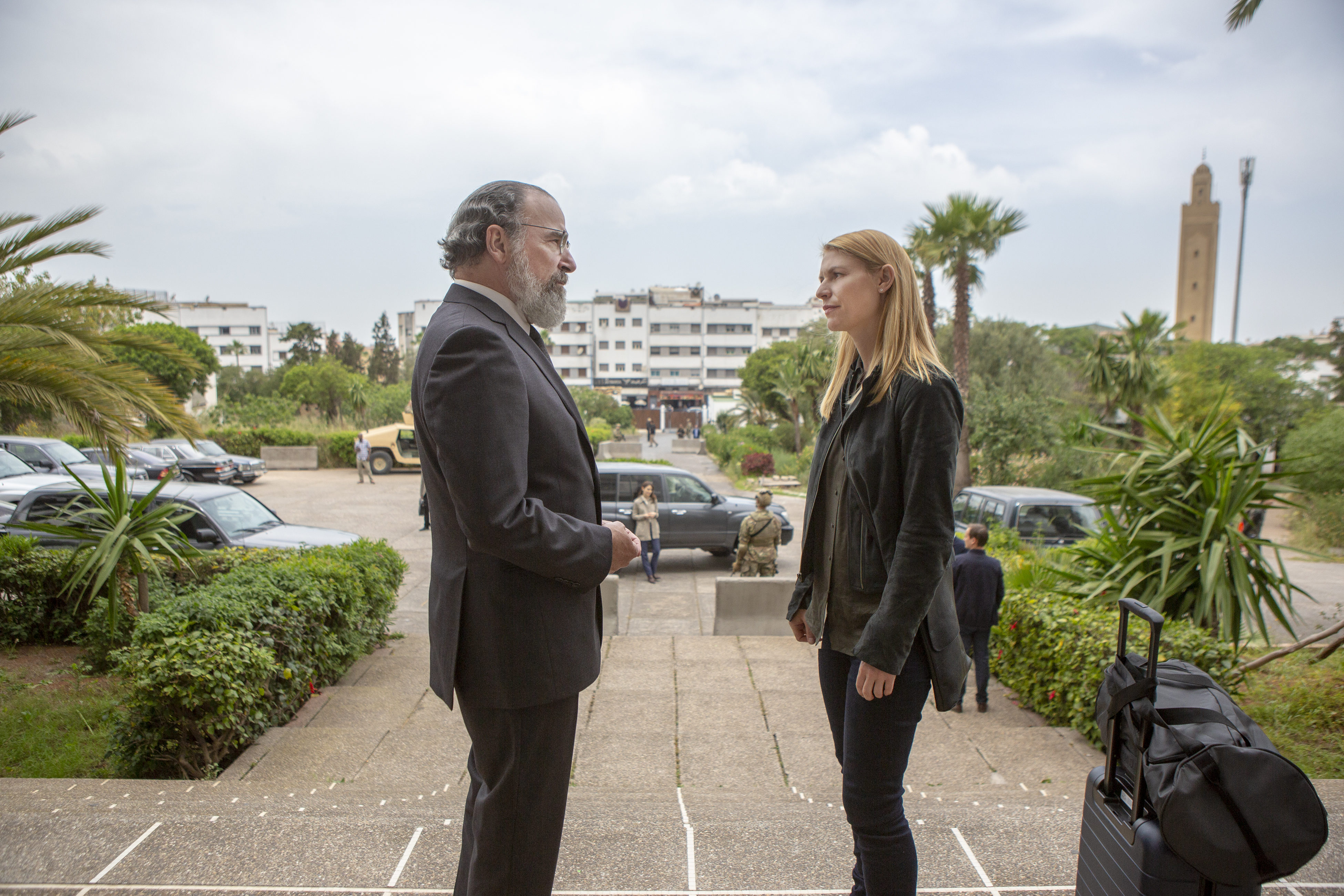 """ART OF THE CUT with Showtime's """"Homeland"""" editor, Harvey Rosenstock, ACE 16"""