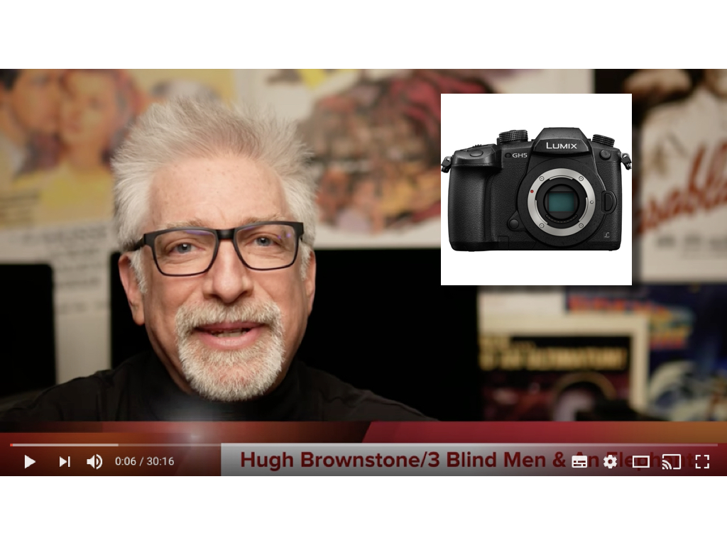 How to pick optics for the new GH5 camera/camcorder 5