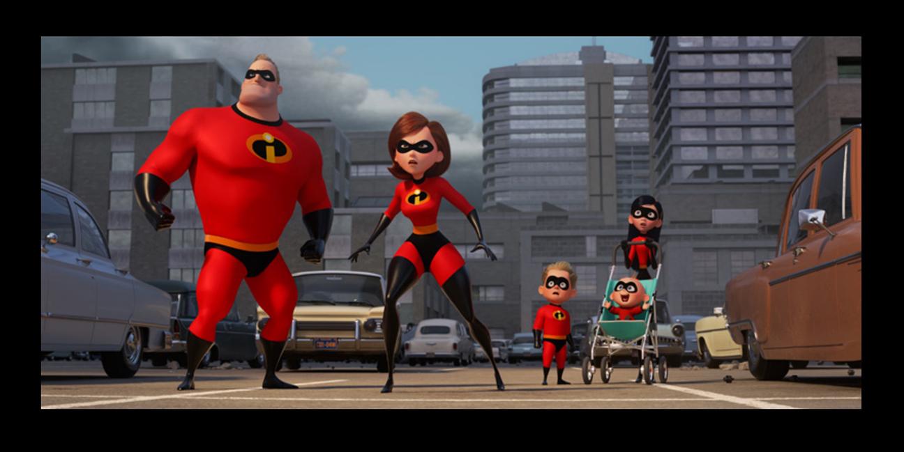 Incredibles 2 Mix