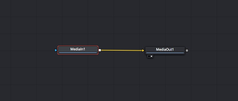 Fusion 15 Workflow - Starting point with Nodes