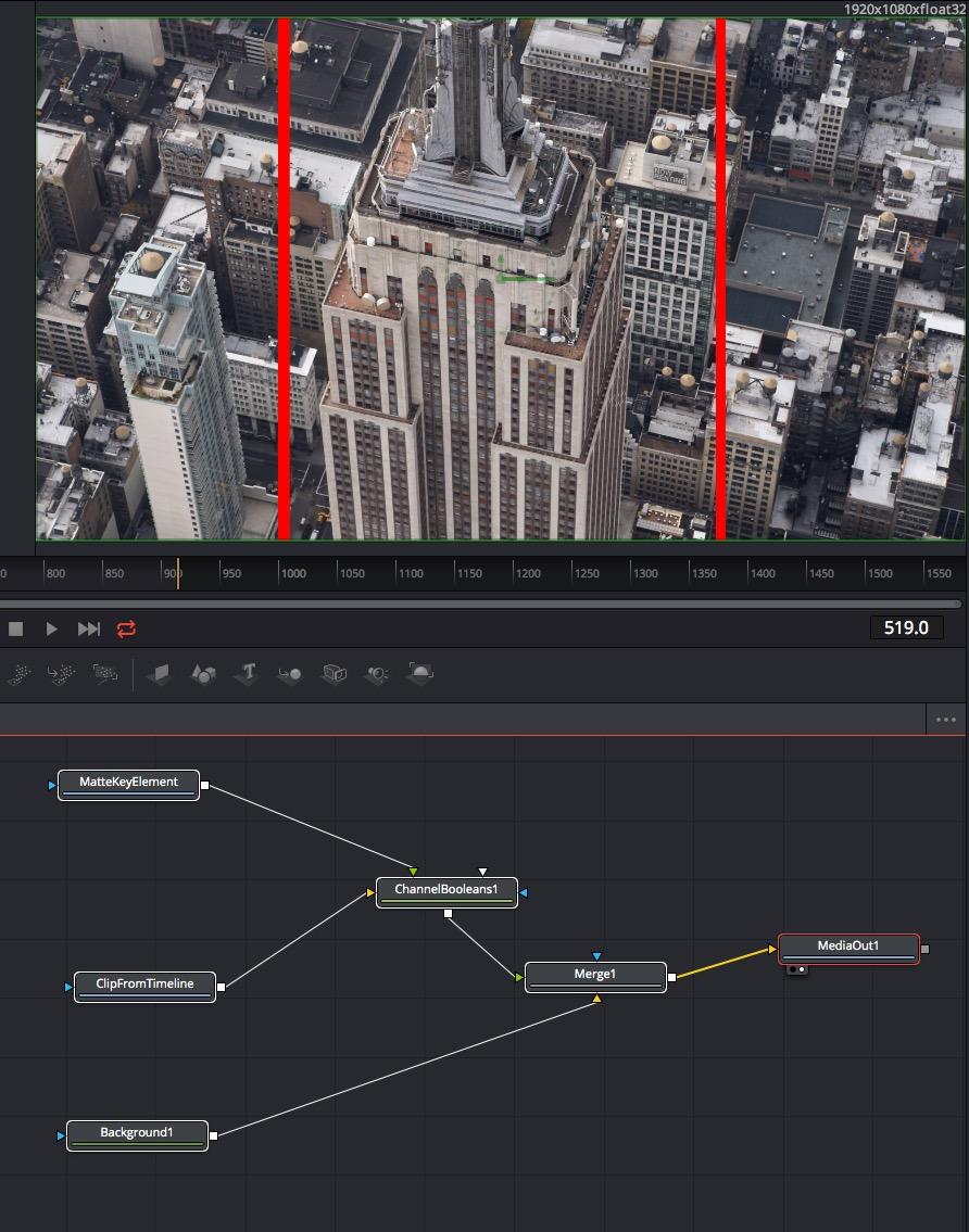 Fusion 15 Workflow - Final Composite