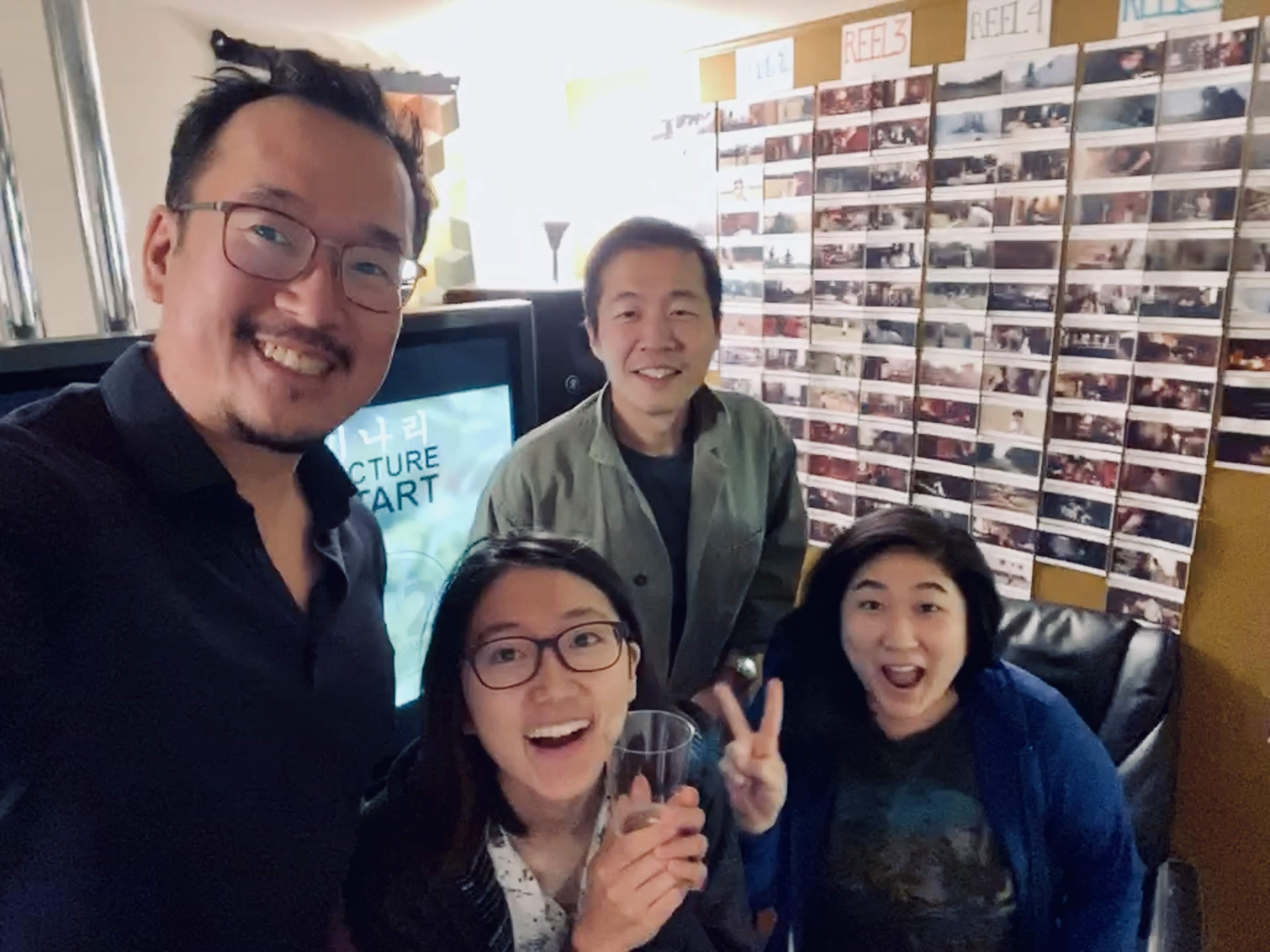 "ART OF THE CUT with Harry Yoon, ACE, editor of Oscar contender, ""Minari"" 2"