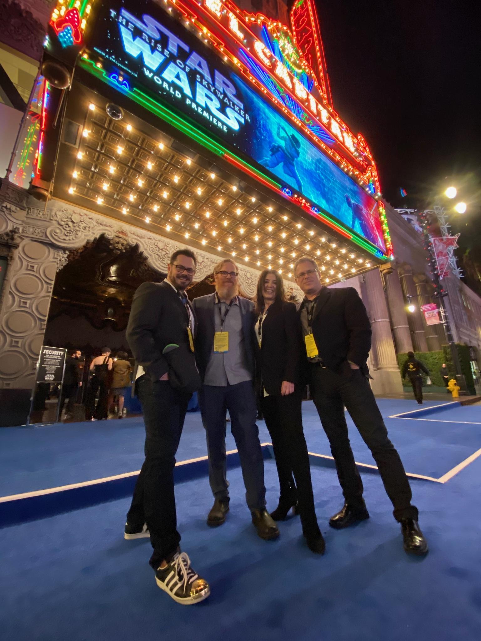 The Mandalorian edit team