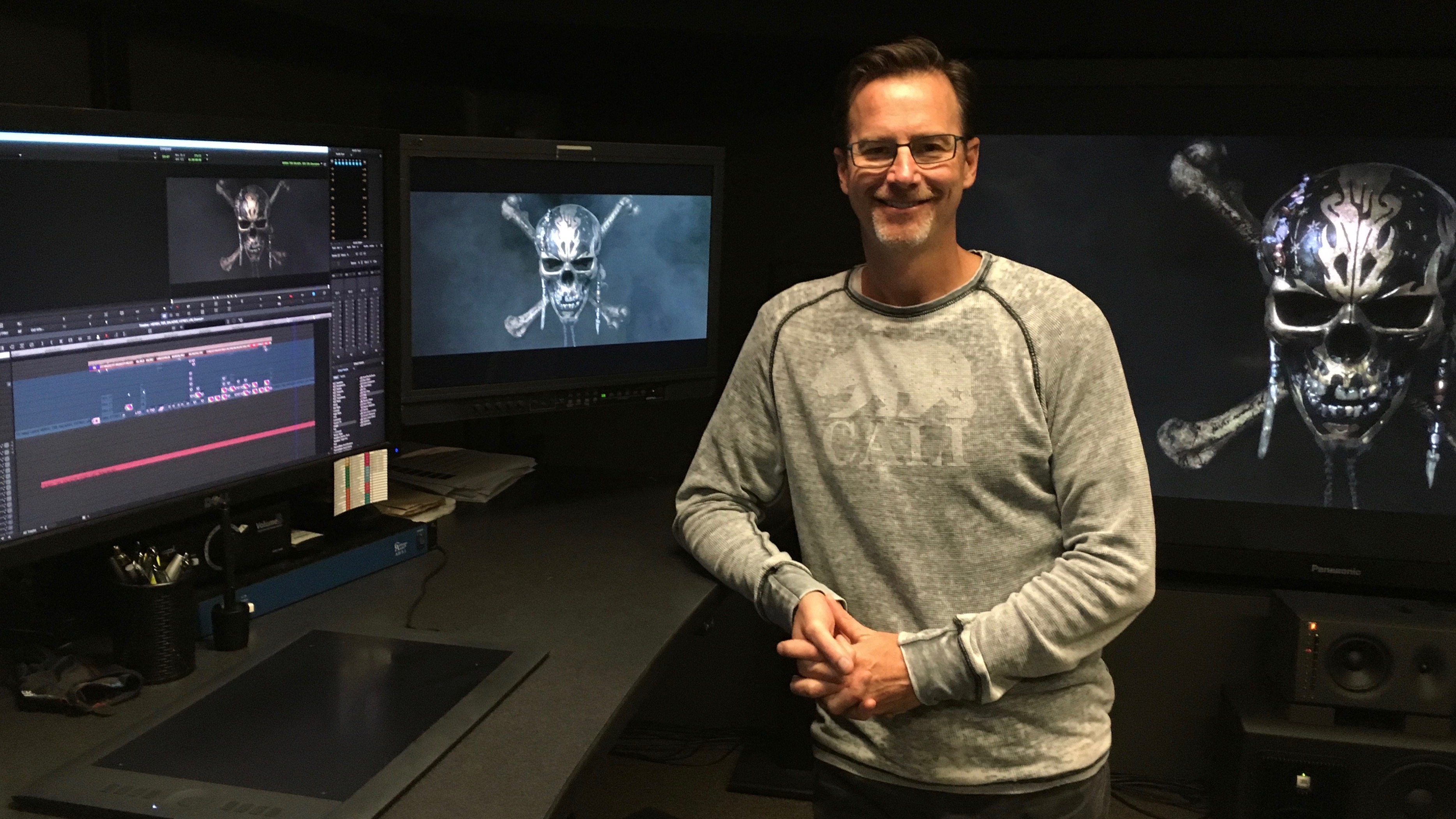 ART OF THE CUT with feature film editor, Roger Barton 16