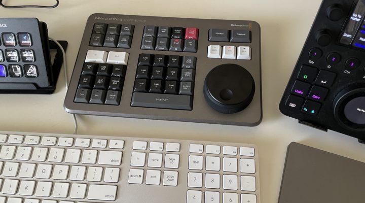 Review: DaVinci Resolve Speed Editor Part 2 - Multicam and Multi-camera Editing 1
