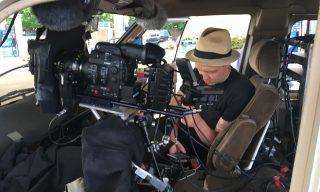 "Using Schneider Custom 8"" Long ND Grad on ""Drive"" - a 57-Hour Single Shot Film 6"
