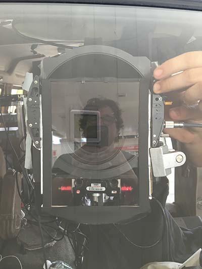 "Using Schneider Custom 8"" Long ND Grad on ""Drive"" - a 57-Hour Single Shot Film 7"