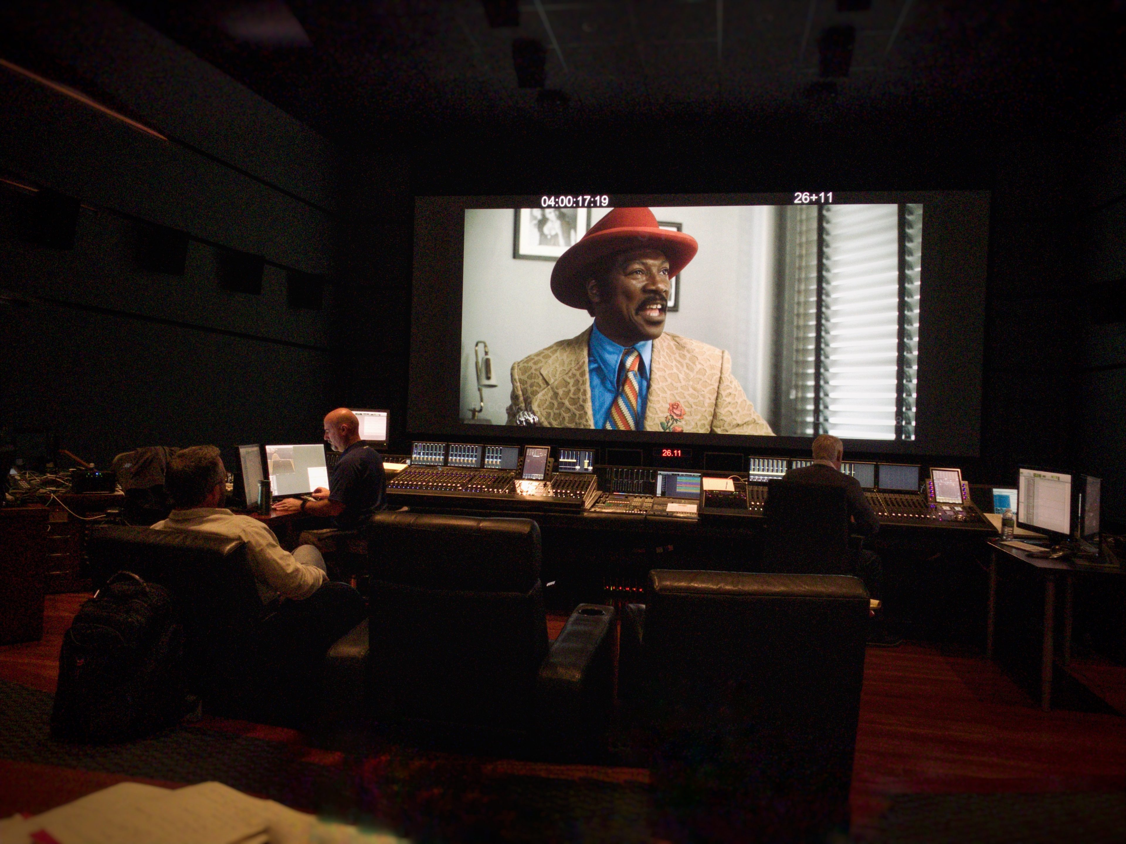 "ART OF THE CUT with Billy Fox, ACE on editing ""Dolemite is my Name"" 28"