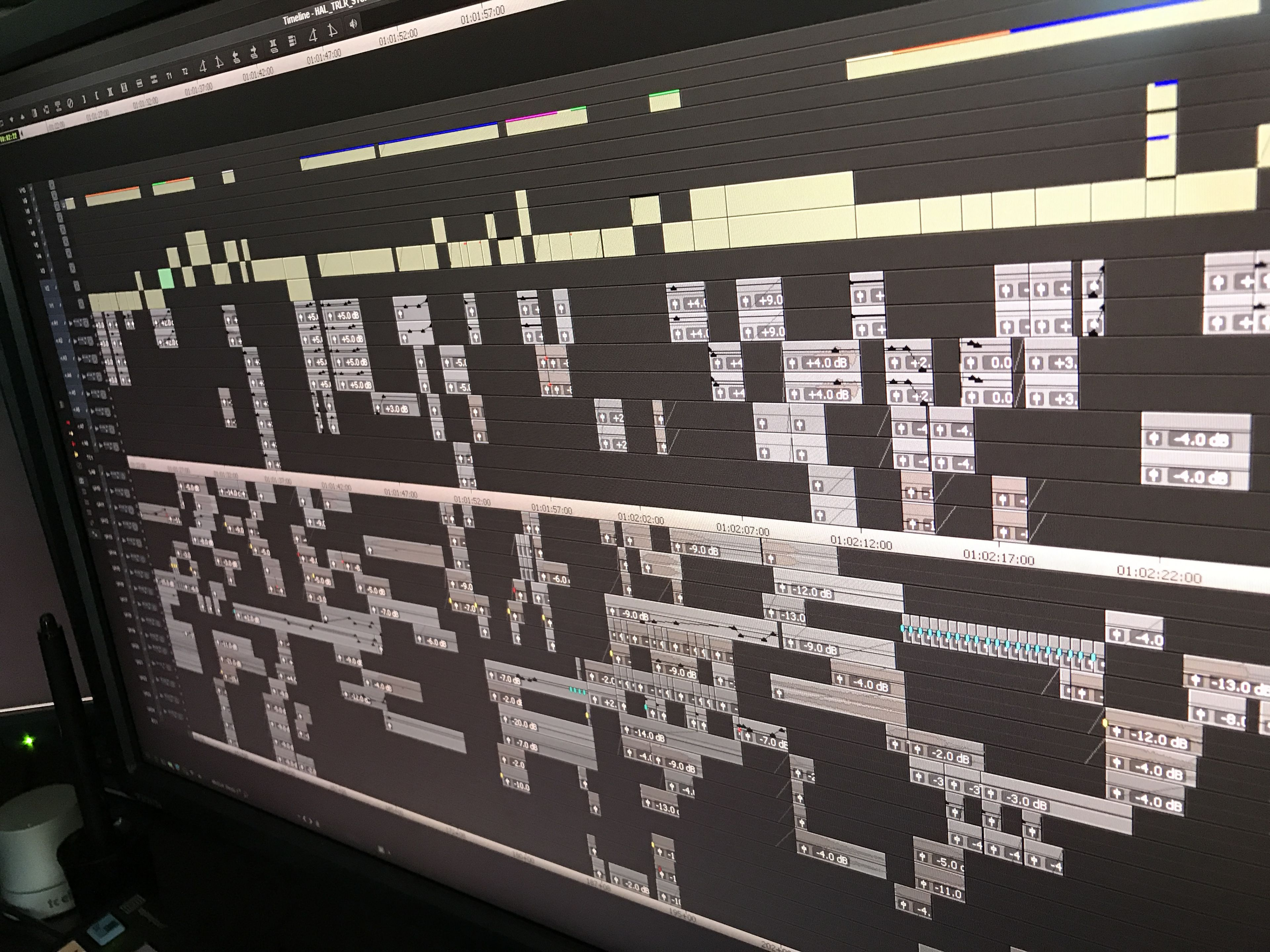 ART OF THE CUT with a trailer editor 22