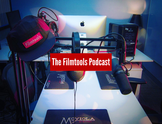 Introducing The Filmtools Podcast 12