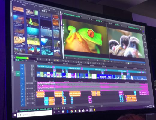 Avid Connect Press Conference and the Avid Product Reveal