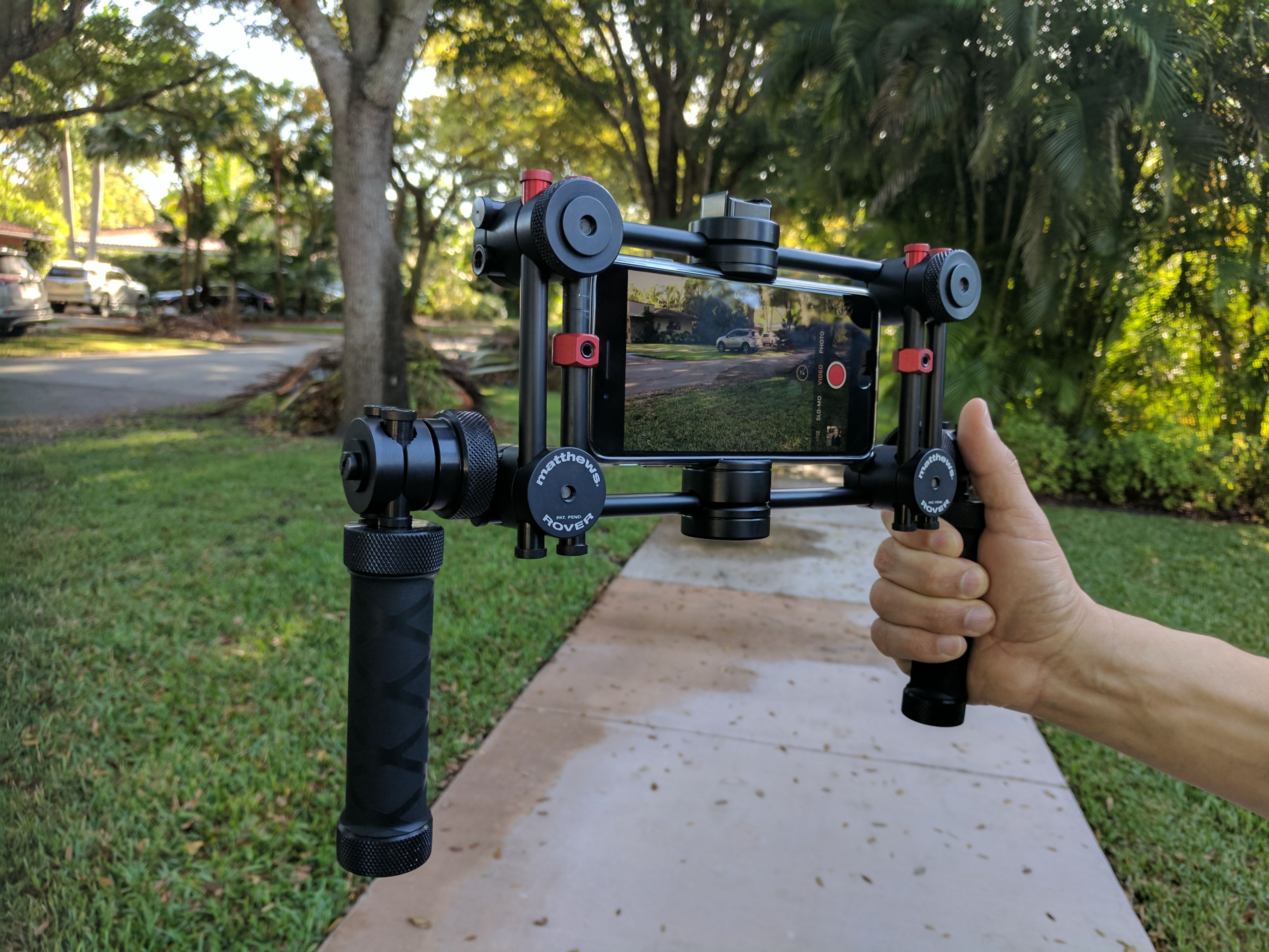 Rover: a higher priced iOgrapher/Padcaster type device 13