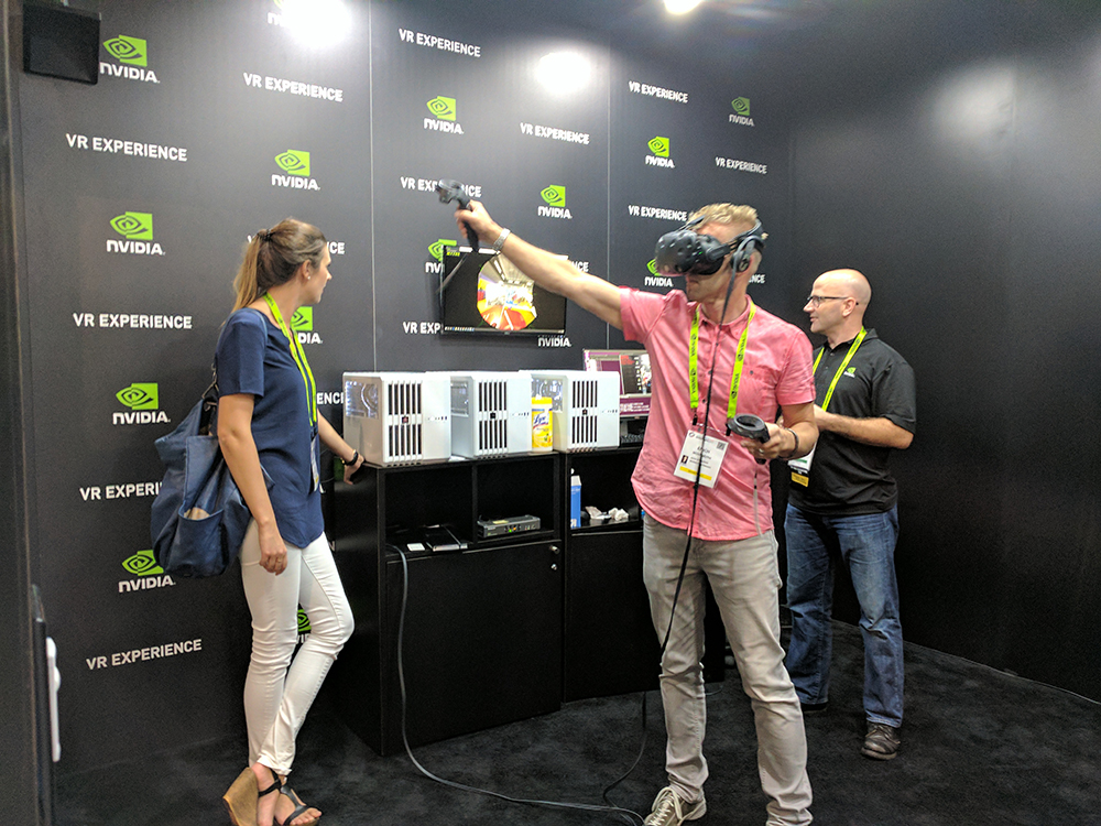 VR, AR and More at SIGGRAPH 2017 15