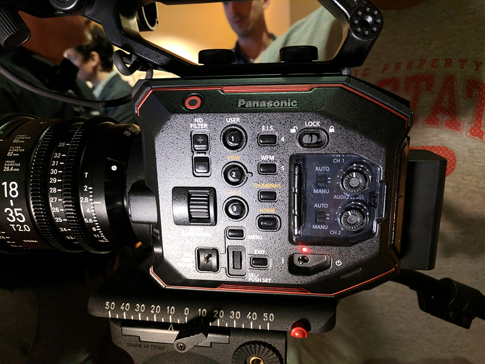 An Exclusive Look at the New EVA-1 from Panasonic 10
