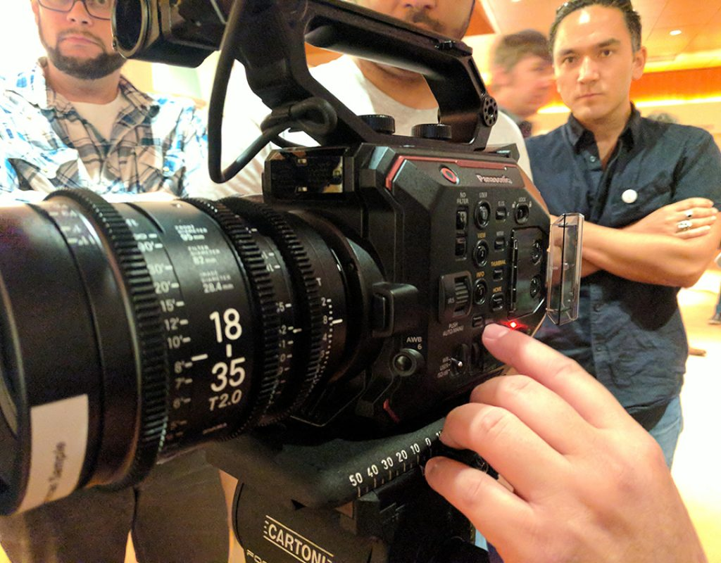 An Exclusive Look at the New EVA-1 from Panasonic 1