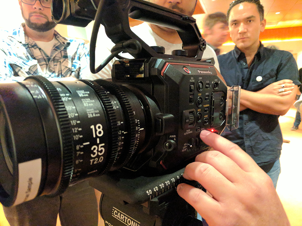 An Exclusive Look at the New EVA-1 from Panasonic 2