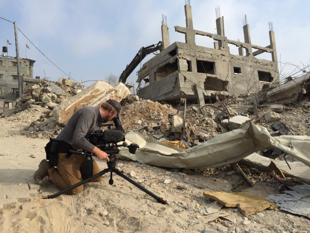 Capturing the aftermath of Nepal's earthquake 1