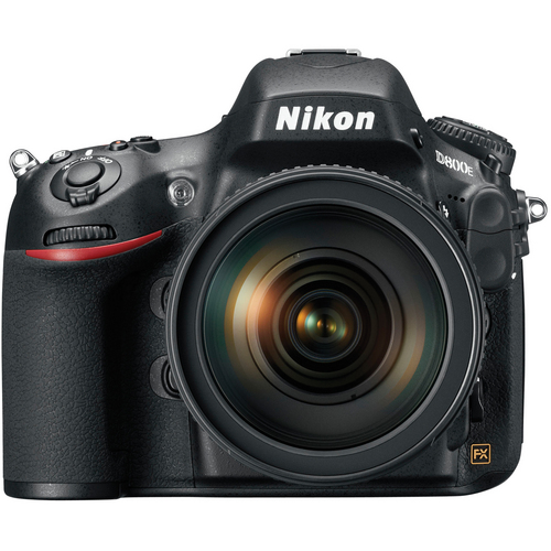 Nikon Launches The 36MP D800 5