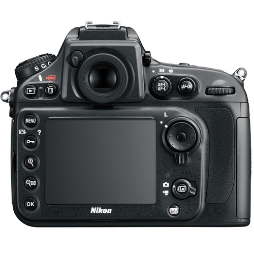 Nikon Launches The 36MP D800 6