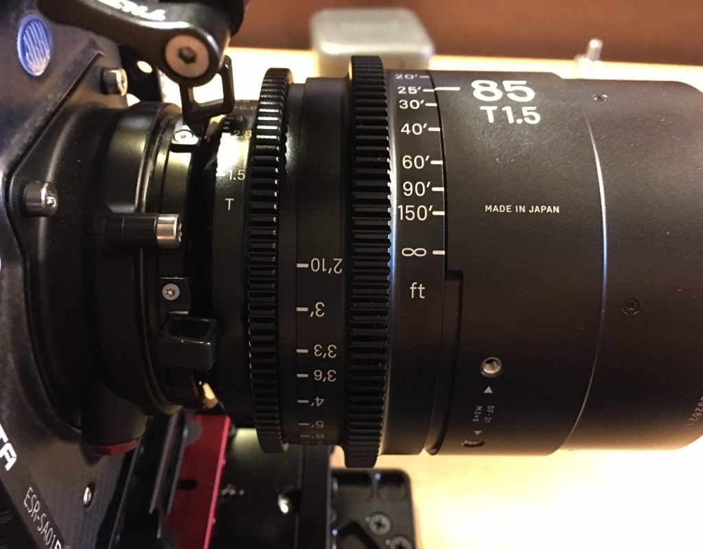 Affordable-ish Pro Cine Prime Lenses 3