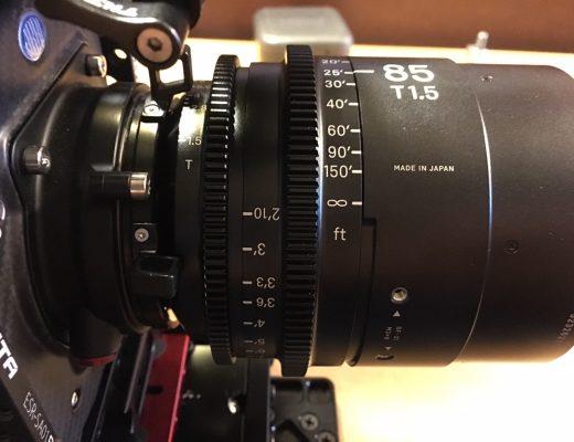 Affordable-ish Pro Cine Prime Lenses 7