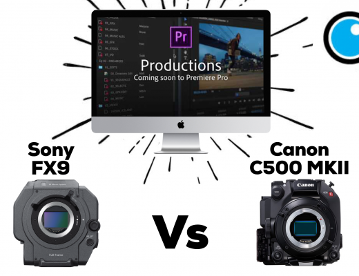 "PVC Podcast Eps 11: Adobe's NEW Premiere Pro ""Productions"" Group Edit Feature, Sony FX9 and Canon C500 Mark II Reviews!"
