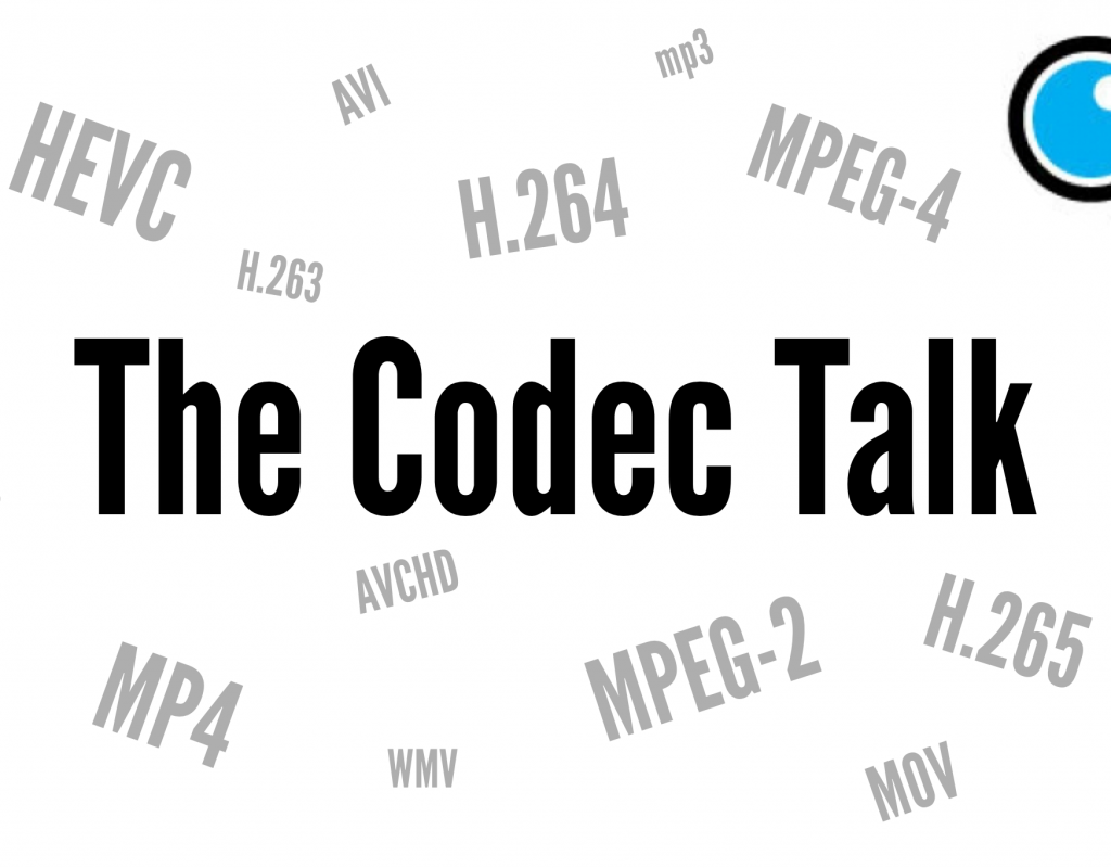 PVC Podcast the codec talk