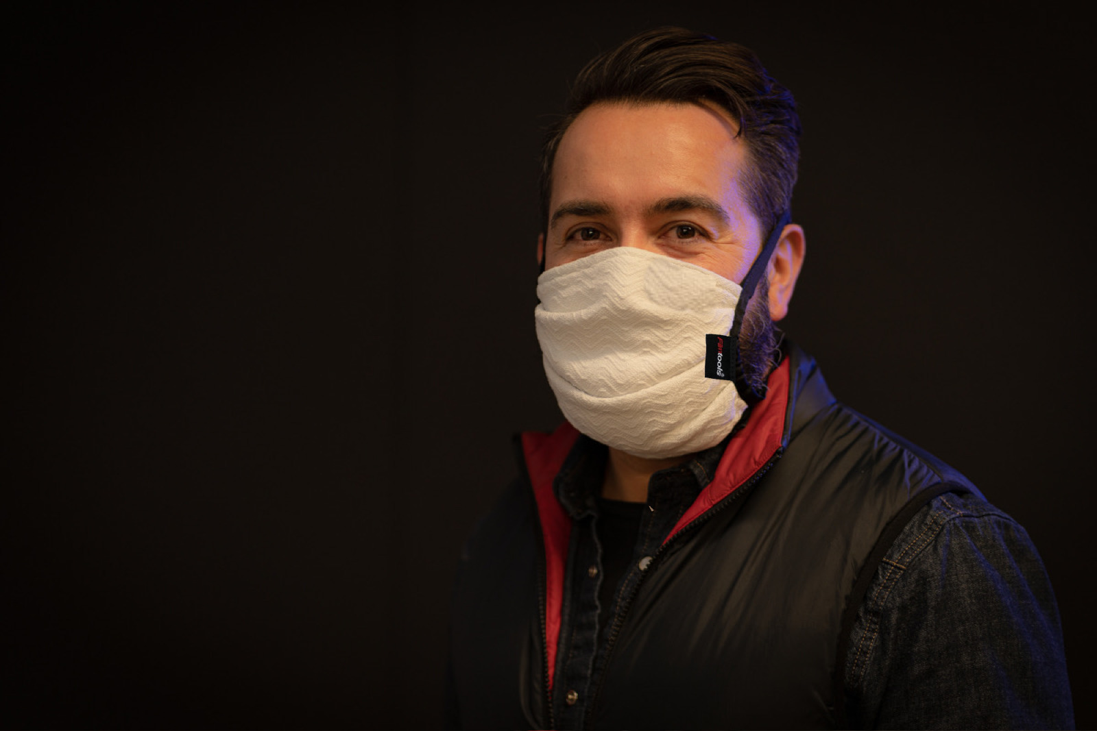 Hand made Filmtools face masks