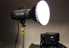 Review: Fotodiox LED100WA-56 Video Light